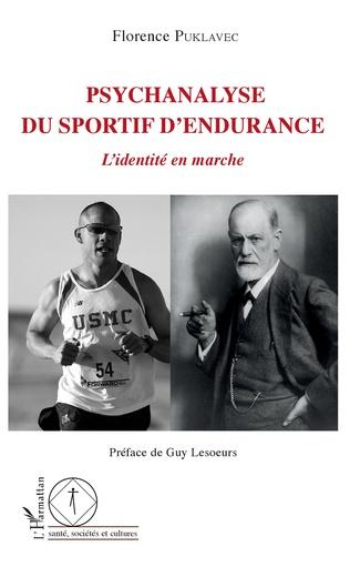 Couverture Psychanalyse du sportif d'endurance