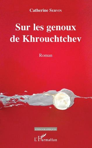 Couverture Sur les genoux de khrouchtchev