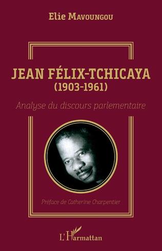 Couverture Jean Félix-Tchicaya (1903-1961)