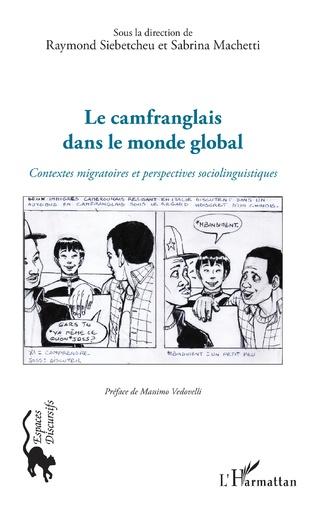 Couverture Le camfranglais dans le monde global