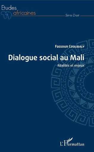 Couverture Dialogue social au Mali