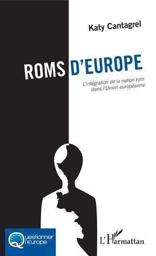 Couverture Roms d'Europe