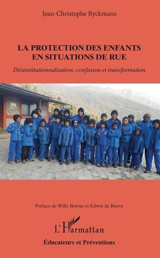 Couverture La protection des enfants en situation de rue