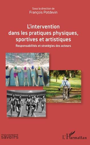 Couverture L'intervention dans les pratiques physiques, sportives et artistiques