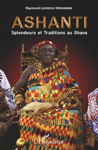 Couverture Ashanti Splendeurs et Traditions au Ghana