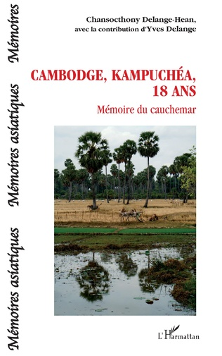 Couverture Cambodge, Kampuchéa, 18 ans