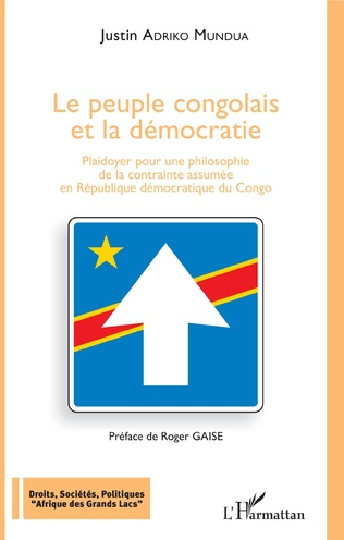 Couverture Le peuple congolais et la démocratie