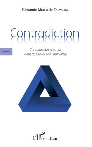 Couverture Contradiction