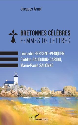 Couverture Bretonnes célèbres Femmes de lettres