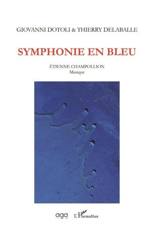 Couverture Symphonie en bleu