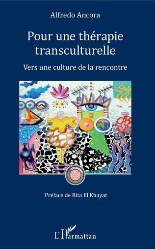 Couverture Pour une thérapie transculturelle