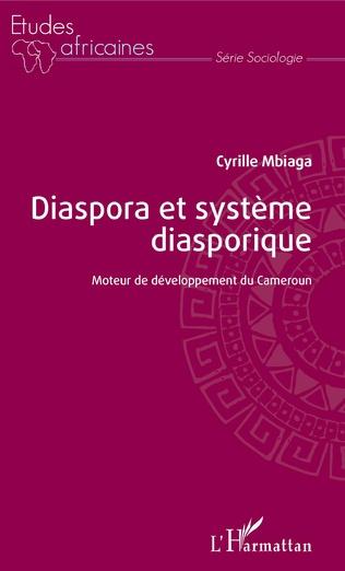 Couverture Diaspora et système diasporique