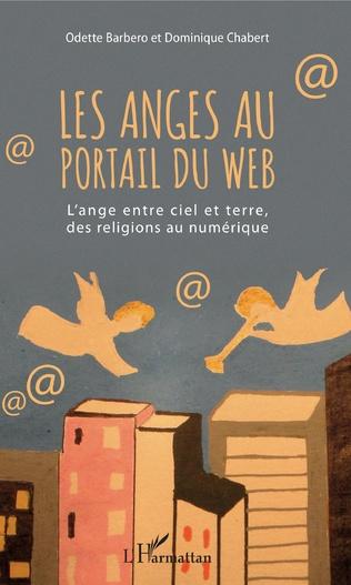 Couverture Les anges au portail du web