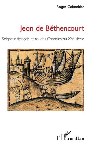 Couverture Jean de Béthencourt