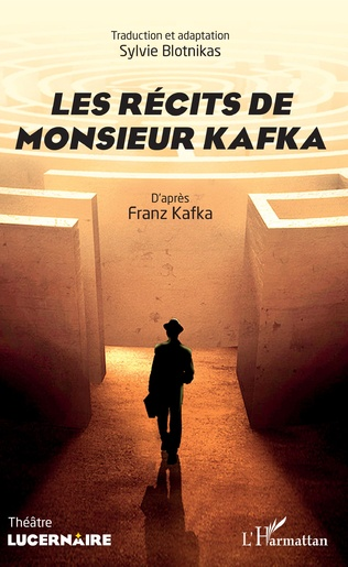 Couverture Les récits de Monsieur Kafka
