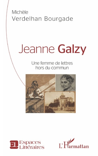 Couverture Jeanne Galzy