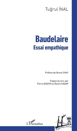Couverture Baudelaire