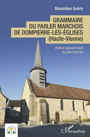 Couverture Grammaire du parler marchois de Dompierre-les-Églises