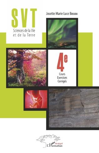 Couverture SVT Sciences de la Vie et de la Terre 4e