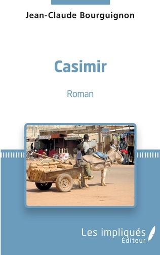 Couverture Casimir