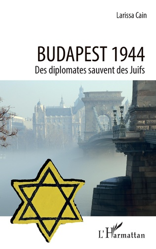 Couverture Budapest 1944