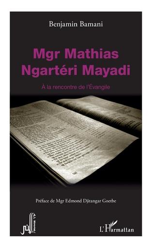 Couverture Mgr Mathias Ngartéri Mayadi