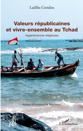 Couverture Valeurs républicaines et vivre-ensemble au Tchad