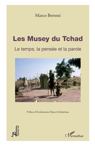 Couverture Les Musey du Tchad