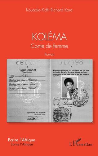 Couverture Koléma