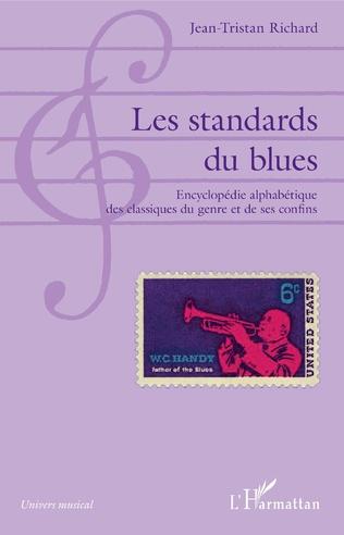 Couverture Les standards du blues
