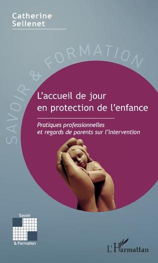 Couverture L'accueil de jour en protection de l'enfance