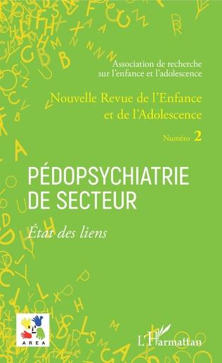 Couverture Pédopsychiatrie de secteur
