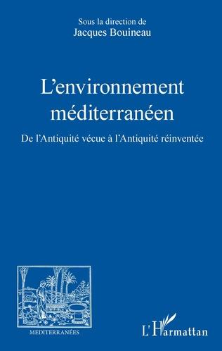 Couverture L'environnement méditerranéen