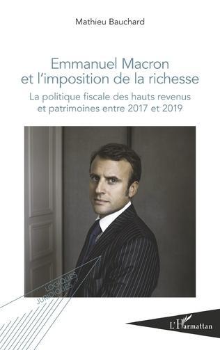 Couverture Emmanuel Macron et l'imposition de la richesse