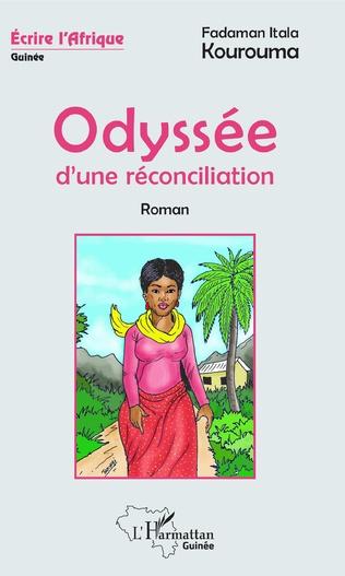 Couverture Odyssée d'une réconciliation