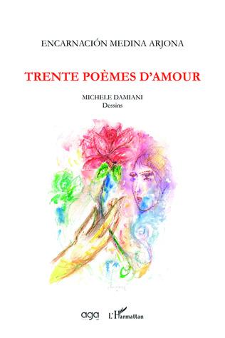 Couverture Trente poèmes d'amour