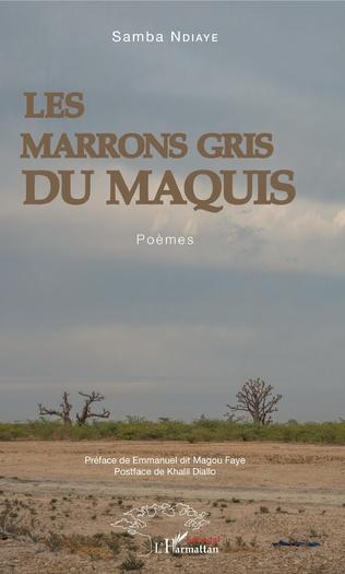 Couverture Les Marrons gris du maquis