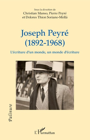 Couverture Joseph Peyré (1892 - 1968)