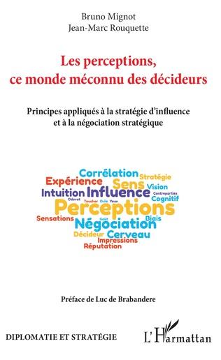 Couverture Les perceptions, ce monde méconnu des décideurs