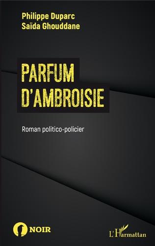 Couverture Parfum d'ambroisie