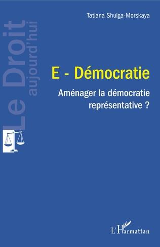 Couverture E-Démocratie