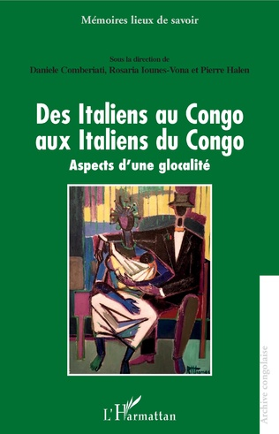 Couverture Des Italiens au Congo aux Italiens du Congo