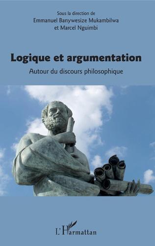 Couverture Logique et argumentation