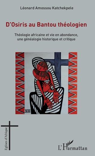 Couverture D'Osiris au Bantou théologien