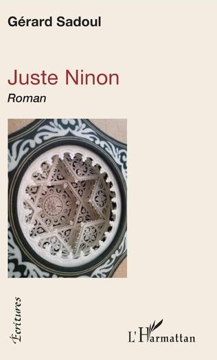 Couverture Juste Ninon