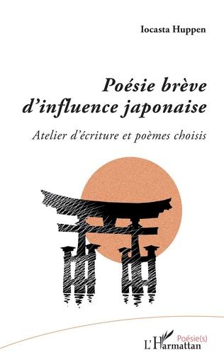 Couverture Poésie brève d'influence japonaise
