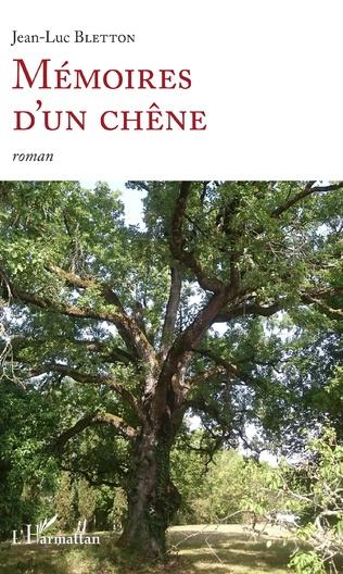 Couverture Mémoires d'un chêne