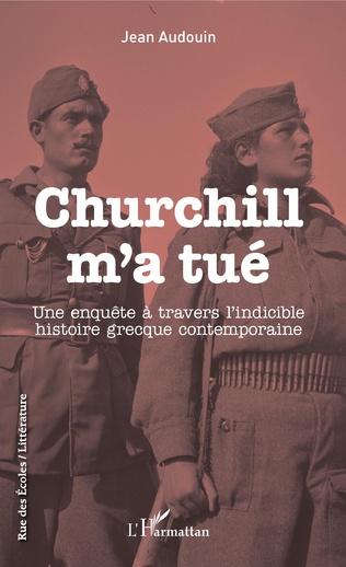 Couverture Churchill m'a tué