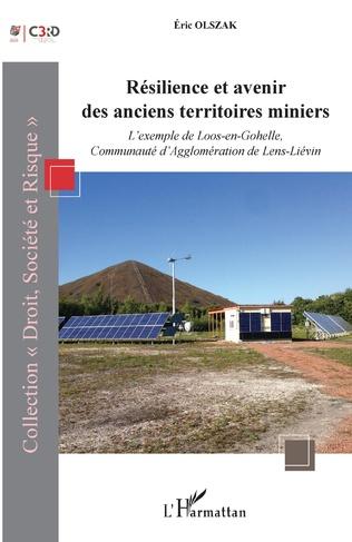Couverture Résilience et avenir des anciens territoires miniers