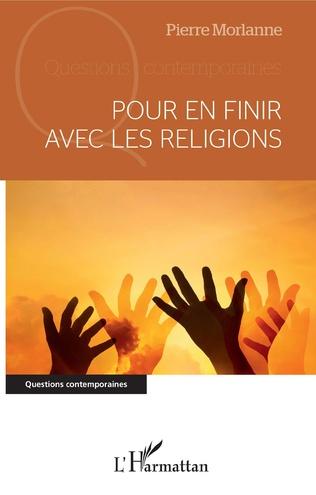 Couverture Pour en finir avec les religions